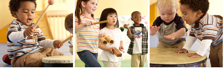 Gymboree Music Classes
