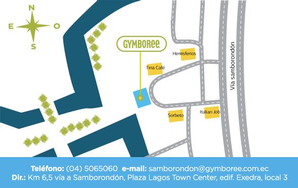 Gymboree Samborondón